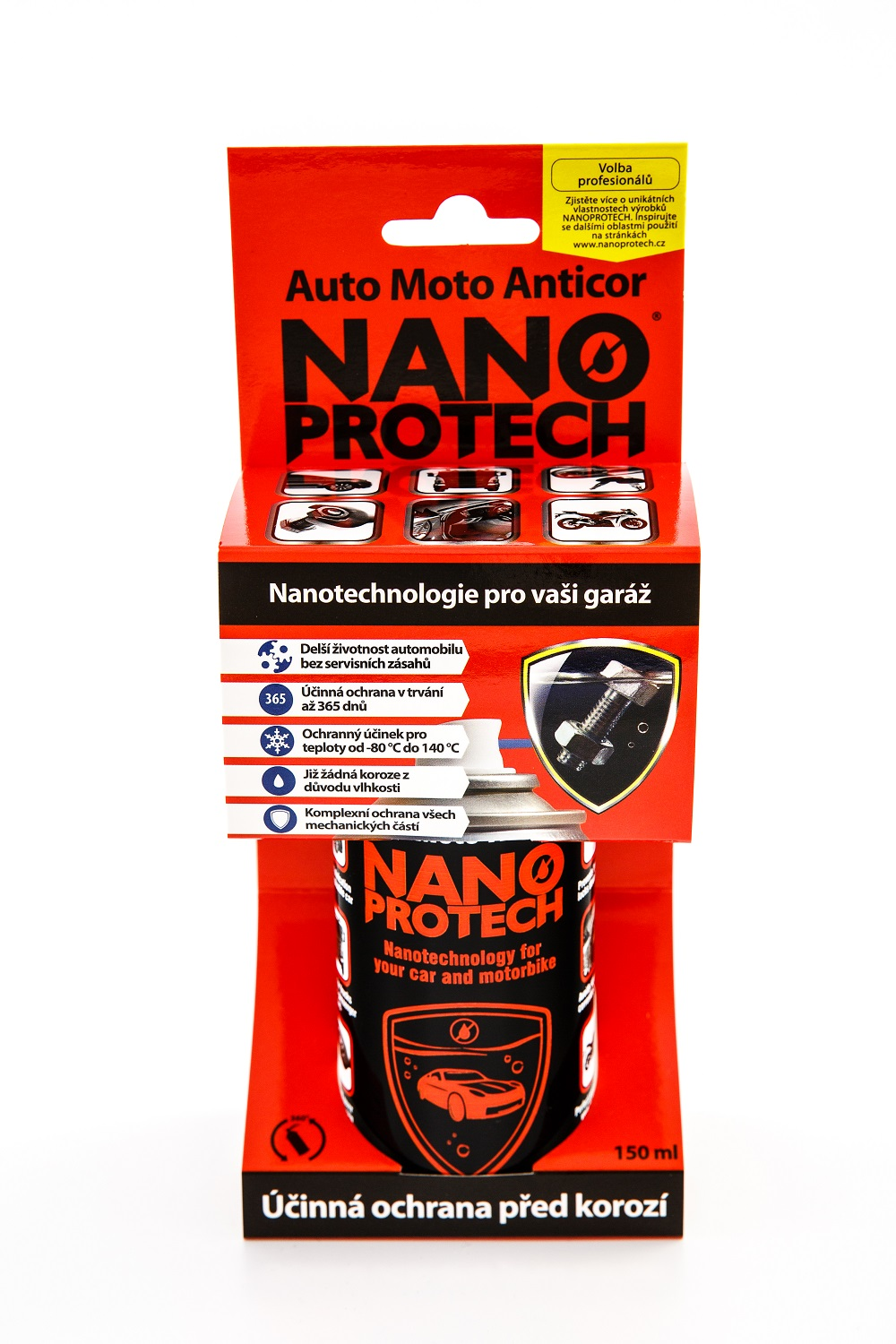 Auto Moto Anticor Nanoprotech